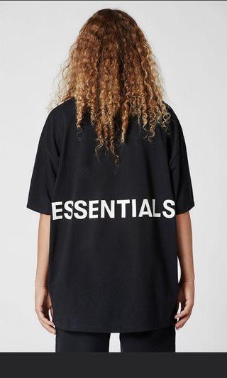 Fear of God FOG body essential shirt from Pacsun