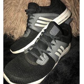 Adidas Black Supercloud Sneakers Size 7