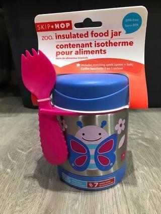 🚚 Skip Hop Insulated Food Jar