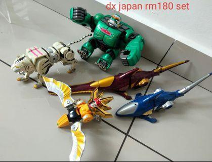 DX Japan set