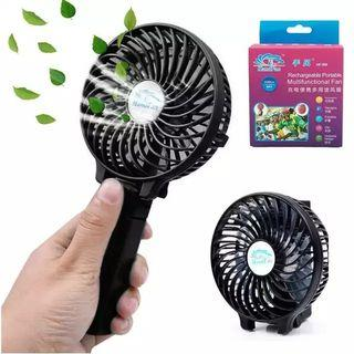 HF-308 Rechargeable Portable Multifunctional Hand Fan
