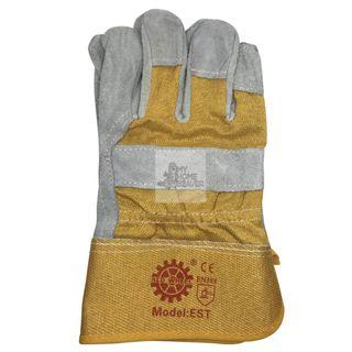 "BN 10.5"" Heavy Duty Leather Gloves"
