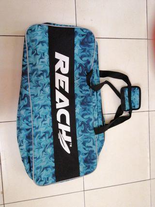 REACH badminton bag
