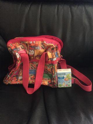 Crabtree & Evelyn bag #MTRcentral