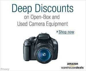 Shop Amazon Warehouse Deals - Deep Discounts on Open-box and Used Camera and Accessories: https://amzn.to/2QEBHYt --click to check out more products and price: https://amzn.to/2QEBHYt --以一個難以置信的優惠價購買亞馬遜倉庫裡的開箱和二手相機及配件:https://amzn.to/2QEBHYt