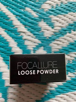 FOCALLURE lose powder for face