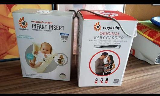 Baby Carrier (Original) Ergobaby