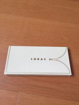 🚚 Lorac unzipped 大地色眼影盤