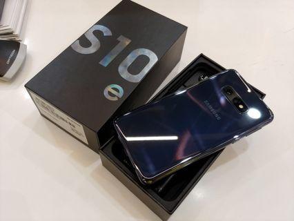 Samsung s10e black