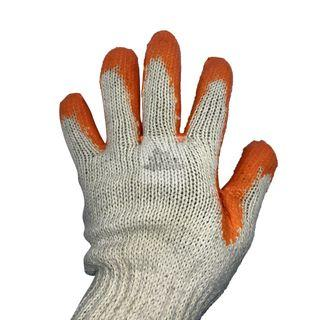 BN Orange Palm Rubber Gloves | Made in Taiwan
