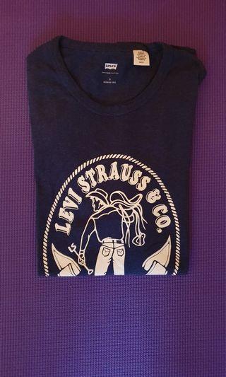 Levi's Cowboy Graphic T-Shirt