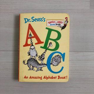 🚚 Dr Seuss's ABC