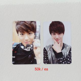 (100K DPT 2PC) OFFICIAL PHOTOCARD EXO SUHO MAMA ATHIUM