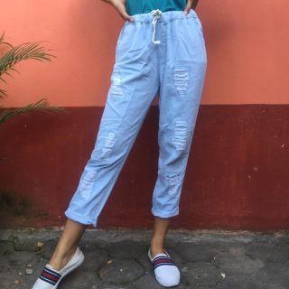 Celana Panjang Karet