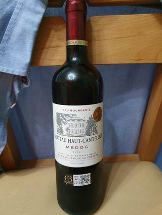 Chateau Haut-Canteloup MEDOC 2014 red wine