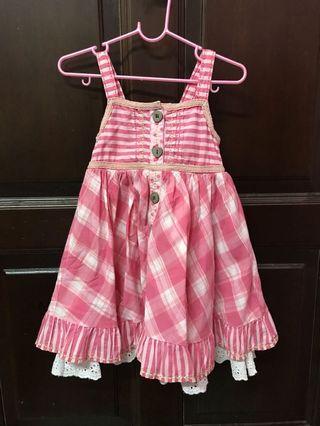 Next Dress 9-12m
