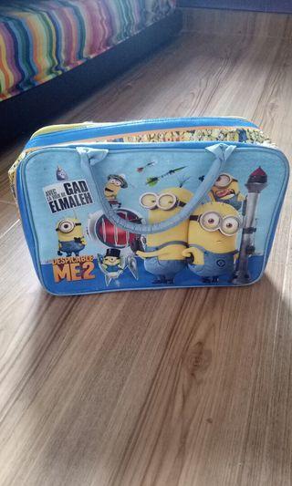 Travel Bag Minion✨