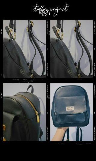 Sling and Hand Ransel Bag