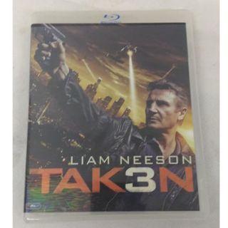 Blu-ray 藍光碟 TAK3 LIAM NEESO