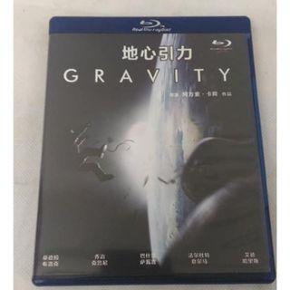 Blu-ray 藍光碟 GRAVITY 地心引力 引力邊緣