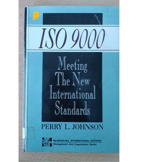 ISO 9000 by Perry L Johnson