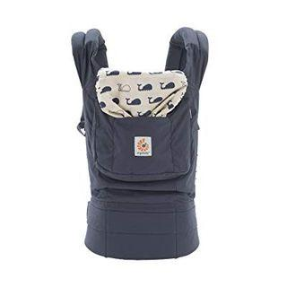Authentic Ergobaby Carrier (Marine)