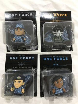 RSAF figurines