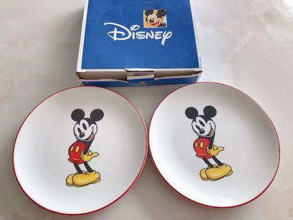 🚚 Disney 8吋盤2入