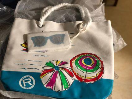 🚚 BNIP Authentic Ralph Lauren Tote Bag