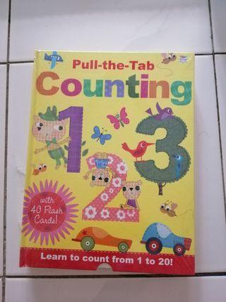 Pull the tab counting