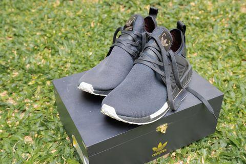Sepatu Sneakers Original Adidas NMD XR1 Henry Poole LANGKA LIMITED EDITION