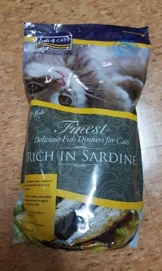 Fish4cats dry cat kibbles