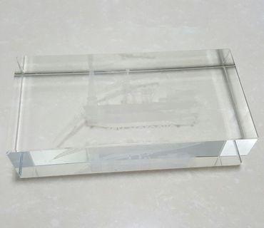 Crystal Block 20mmx10mmx5mm