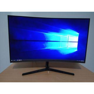 "Samsung 32"" QHD 144hz Curved Monitor 32 Inch 1440p C32JG5x"