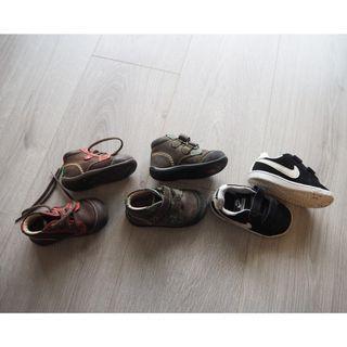 3雙 嬰兒鞋