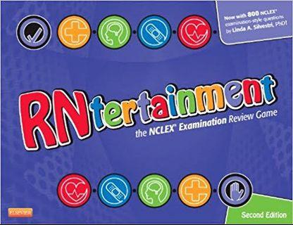 RN NCLEX ENTERTAINMENT REVIEW GAME ELSEVIER
