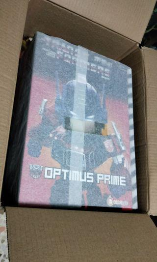 Kids Logic Optimus Prime