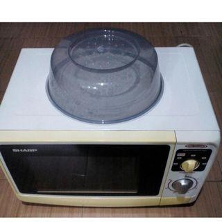 Sharp Microwave 22 Liter Low Watt 399 Watt
