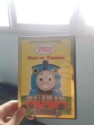 Thomas and friends dvd cd