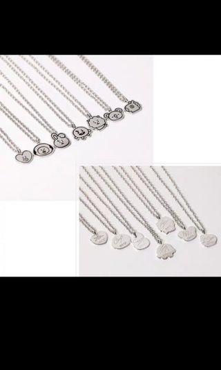 🚚 <PO> BTS Necklace