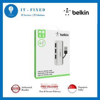 🚚 Belkin USB 2.0 Travel Hub