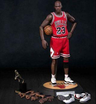 #23 Michael Jordan 1/6 scale