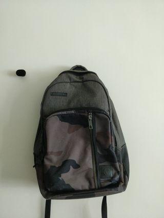 Volcom Camo Backpack