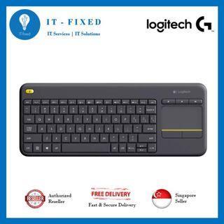 🚚 Logitech K400 Plus Keyboard