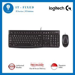 🚚 Logitech MK120 Keyboard