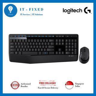 🚚 Logitech MK345 Keyboard