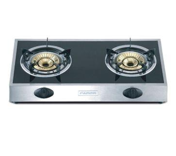 Gas Stove Glass Faber
