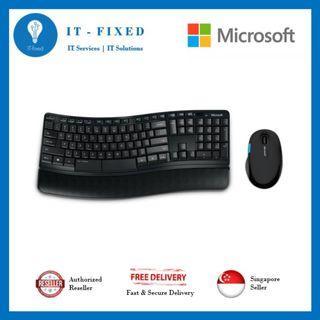 🚚 Microsoft Sculpt Desktop Keyboard