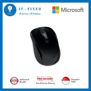 🚚 Microsoft Wireless mobile 3500 mouse