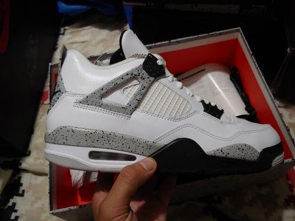 Air Jordan 4 Retro OG us10